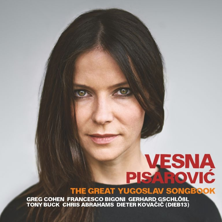 Vesna Pisarović - The Great Yugoslav Songbook - Jazzwerkstatt